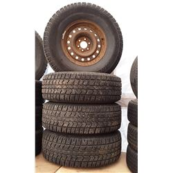 Artic Claw Winter Tires    265-75R16