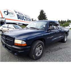 G3 -- 2001 Dodge Dakota Sport Ext Cab