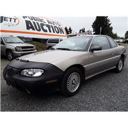 F2 -- 1997 Pontiac Grand Am SE