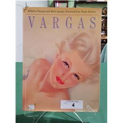 VARGAS HARDCOVER PICTURE BOOK