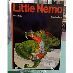 LITTLE NEMO BY WINSOR MCCAY HARD COVER BOOK