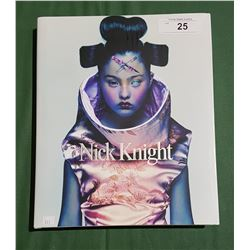 NICK KNIGHT HARD COVER PHOTOGRAPHY BOOK