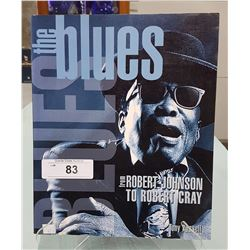 THE BLUES BY TONY RUSSELL SOFT COVER BOOK
