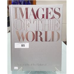 IMAGES OF THE WORLD HARDCOVER BOOK