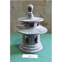 CHINESE METAL LANTERN TOP