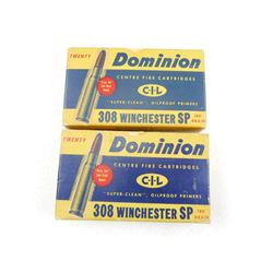 DOMINION 308 WIN AMMO