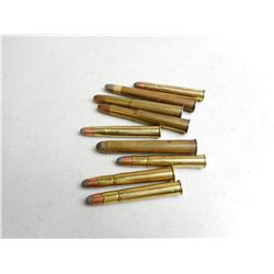 ASSORTED ANTIQUE LONG CALIBER AMMO