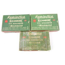 REMINGTON 270 & 280 AMMO