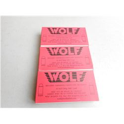 WOLF RELOADED CARTRIDGES 45 ACP AMMO