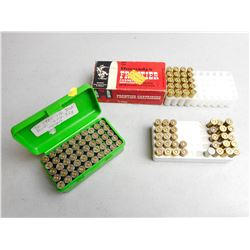 ASSORTED 38 SPL/ +P & 38 S&W AMMO/ REOLOADS