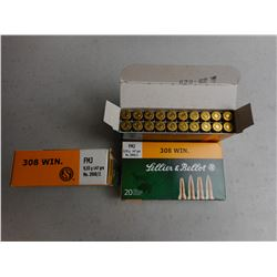 SELLIER & BELLOT 308 AMMO