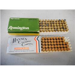 ASSORTED 9MM AMMO/RELOADS