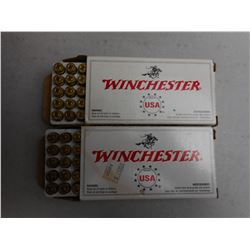 WINCHESTER 9MM LUGER RELOADS