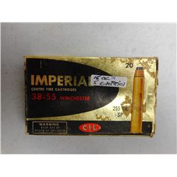 IMPERIAL 38-55 WIN AMMO