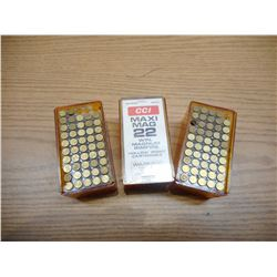 ASSORTED 22 WIN MAG AMMO