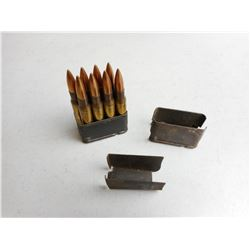 M1 GARAND ENBLOCS WITH AMMO