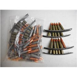 7.62X39 AMMO WITH STRIPPER CLIPS