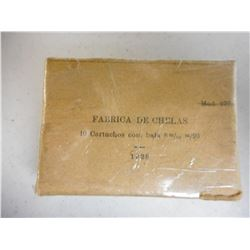 8MM CHILAS MILITARY AMMO
