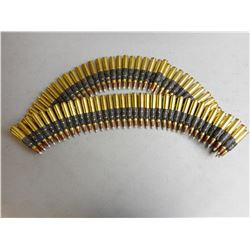 FIRED 30-06 AMMO ON AMMO LINKS