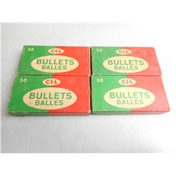 ASSORTED CIL BULLETS