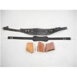 ASSORTED SLINGS AND GUN ACCESSORIES