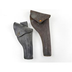LARGE LEATHER HOLSTERS
