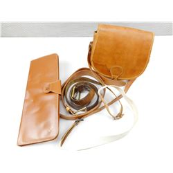ASSORTED BELTS & POUCHES