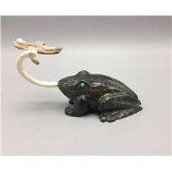 Unique, Zuni Frog Fetish