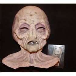 ALIEN MUTANT CREATURE OOAK FULL HEAD WEARABLE MASK 3