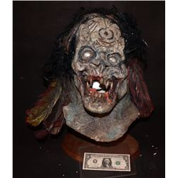 MUMMY VAMPIRE DEMON CREATURE PRIEST MASK 3