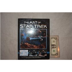 ZZ-CLEARANCE STAR TREK THE ART OF BOOK