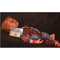 SEED OF CHUCKY SCREEN MATCHED COMPLETE DEAD CHOPPED UP CHUCKY A TRUE MODERN HORROR GRAIL!