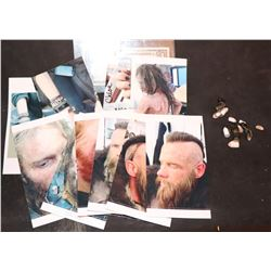 ZZ-CLEARANCE LAST WITCH HUNTER BTS PHOTOS WITH SCREEN USED NAILS