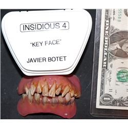 INSIDIOUS 4 THE FINAL KEY SCREEN MATCHED HERO KEY DEMON TEETH