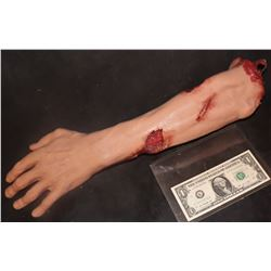THE KNICK SEVERED SILICONE ARM