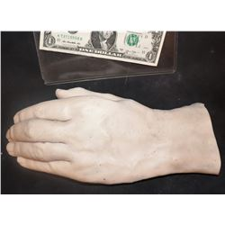 SILICONE HAND WEARABLE APPLIANCE