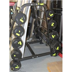HEAVY DUTY BARBELL STAND
