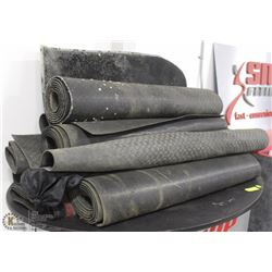 LOT OF COMMERCIAL CARPETS