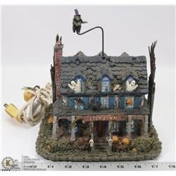 HALLOWEEN MUNSTERS HAUNTED HOUSE WITH