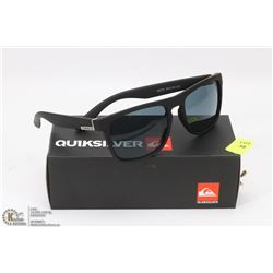 PAIR OF NEW QUICKSILVER SUNGLASSES ON CHOICE