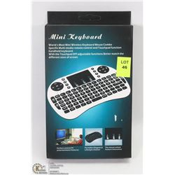 NEW MINI ANDROID KEYBOARD / MOUSE