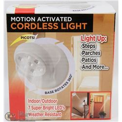 NEW MOTION ACTIVATED CORDLESS LIGHT