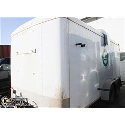 2011 FOREST RIVER TAILWIND UTILITY TRAILER 7' X 14