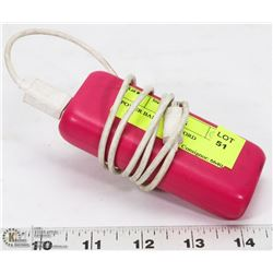 POWER BANK WITH CORD