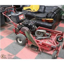 "36"" TORO PROLINE COMMERCIAL LAWNMOWER WITH"