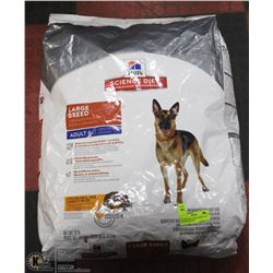 SCIENCE DIET LARGE BREED ADULT DOG FOOD 33LBS,