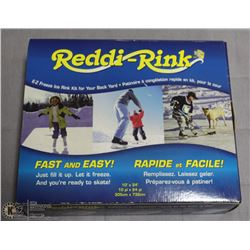 INSTANT READY KIDS HOCKEY RINK