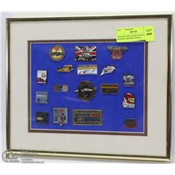 MOLSON INDY VANCOUVER CAR RACING HISTORY PIN SET