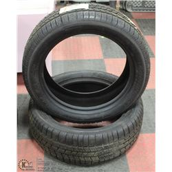 PAIR OF NEW PIRELLI SCORPION ICE AND SNOW