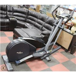 NORDIC TRACK CXT910 ELLIPTICAL TRAINER